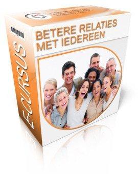 Betere Relaties FINAL 2011 Box 3d Betere Relaties