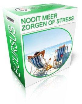 Cover 2011 Geen zorgen of stress 3d Minder Stress
