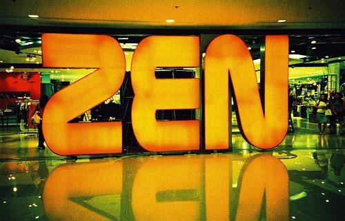 Bewust leven van zombie naar zen newstart geluk en for Bewust leven