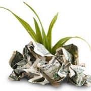 Maak geld gelukkig of gestrest