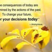 De beste 10 beslissingen van mijn leven